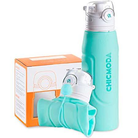 botella con filtro plegable Chicmoda