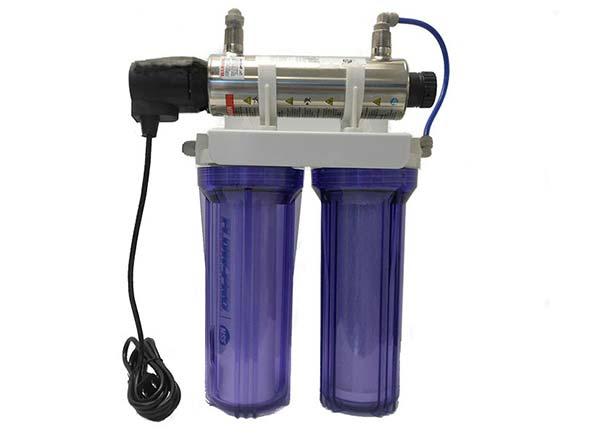 filtro de agua UV