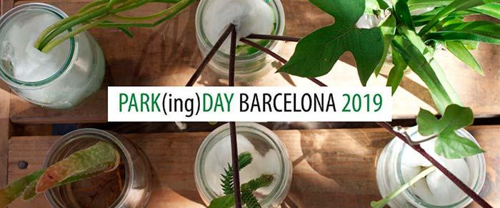 Parking Day Barcelona 2019
