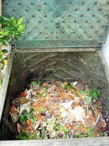 Como se realiza el compost