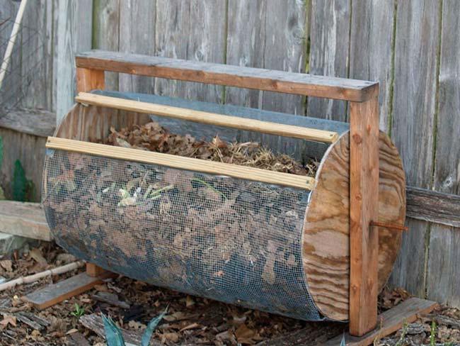Como se hace el compost