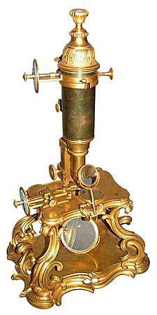 microscopio app microscopio museo Londres