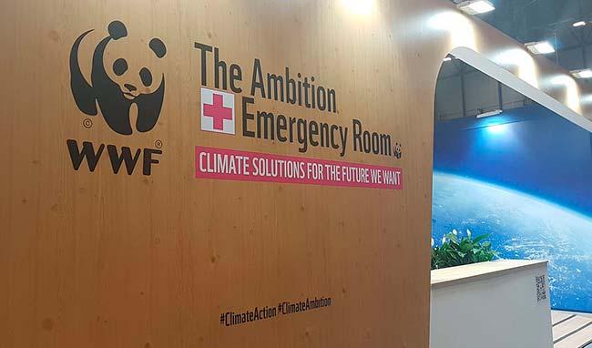 WWF en Cumbre del Clima 2019