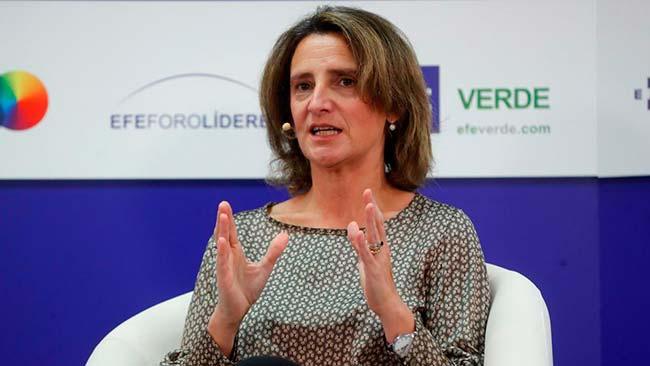 Teresa Ribera facilitadora en Cumbre del Clima 2019