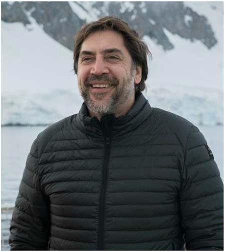 Javier Bardem Cumbre del Clima 2019