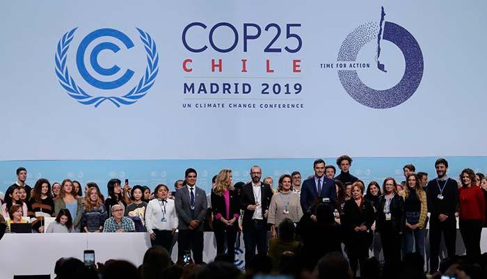 Cumbre del Clima 2019 portada