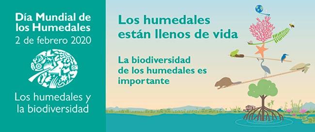 Dia Mundial de los Humedales 2020