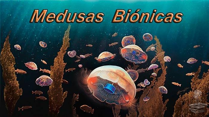 medusas bionicas portada