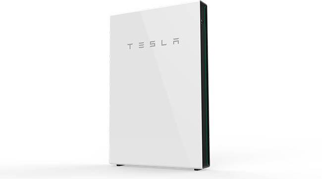 Powerwall Tesla