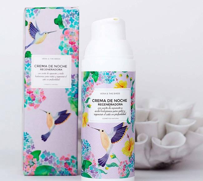 cosmeticos Vera & the Birds