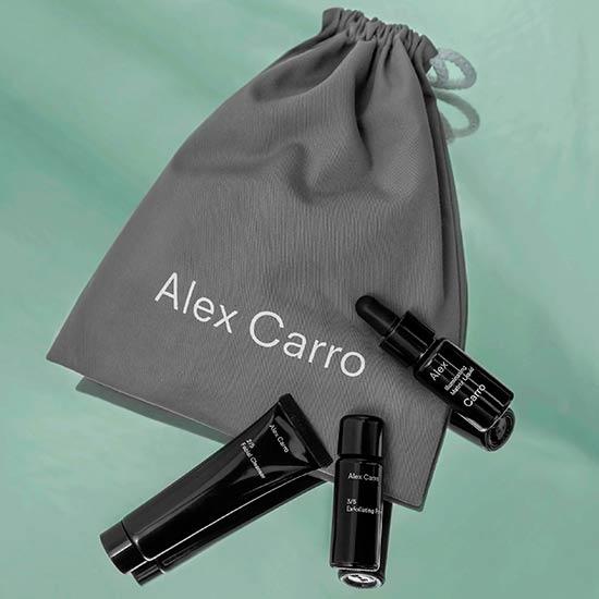 Alex Carro maquillaje sin parabenos marcas