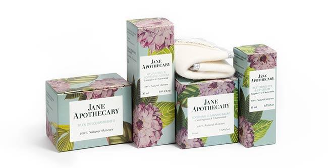 cosmeticos Jane Apothecary