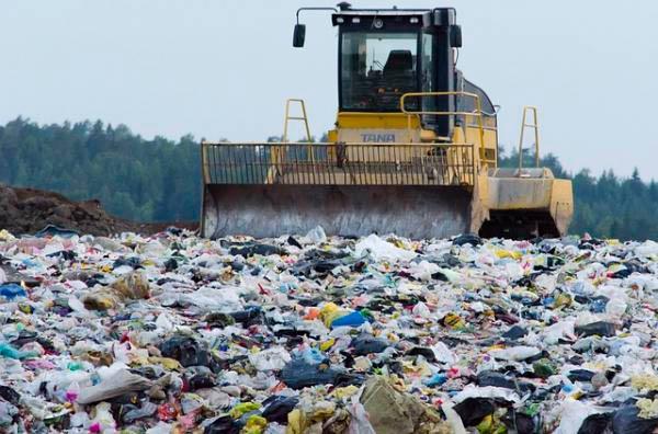 contaminacion de suelos por desechos urbanos