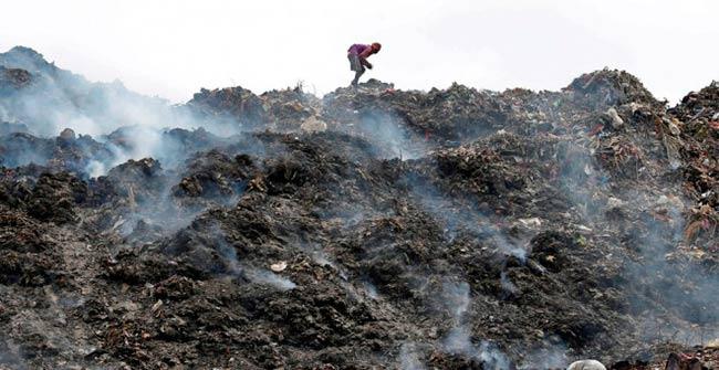 contaminacion de suelos vertedero
