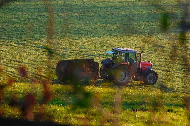 contaminacion del suelo agricola