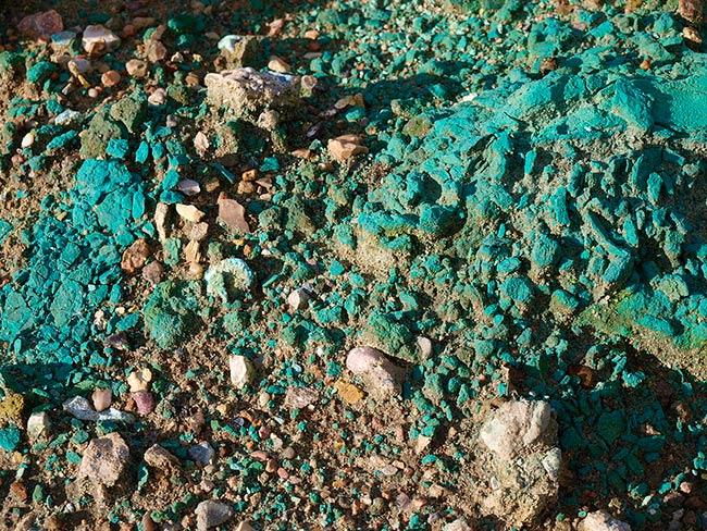 contaminacion del suelo metales pesados