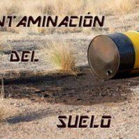 contaminacion del suelo Portada