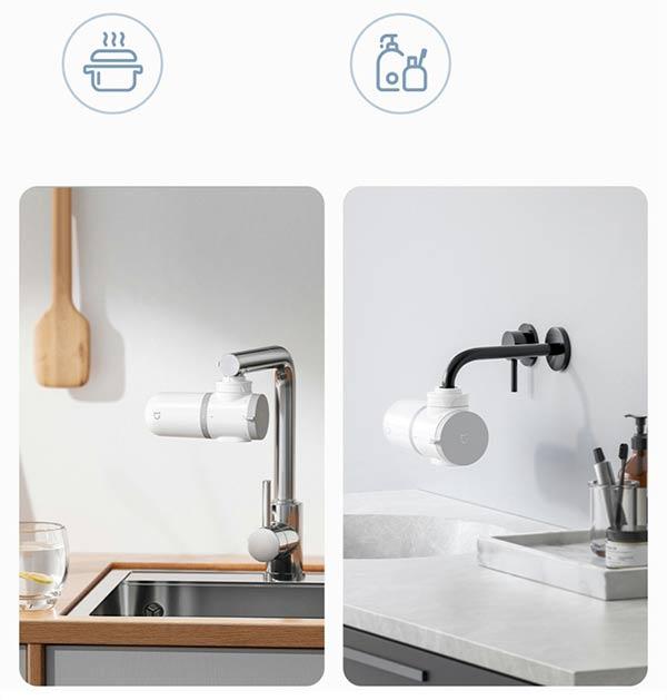 filtro purificador de agua de grifo Xiaomi Mijia Water