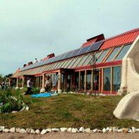 primera escuela autosustentable de Argentina