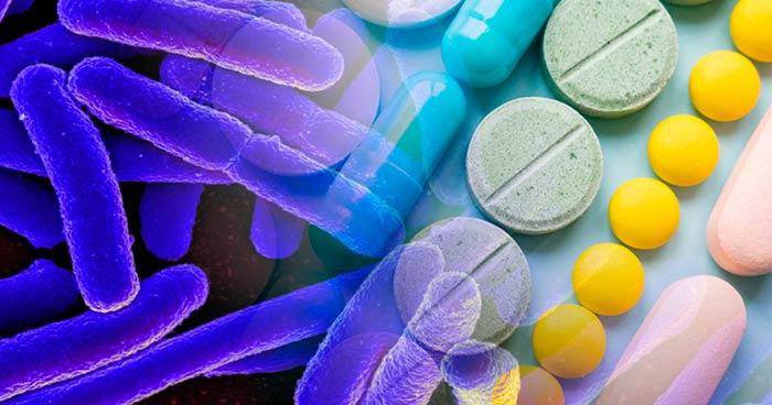 Estrategias de adaptación evolutivas de bacterias bajo antibióticos