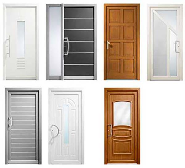 puertas para casa eficiente