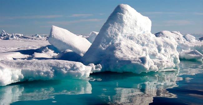 Antartida lugar mas frio de la Tierra