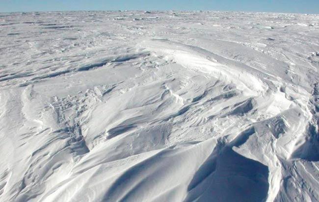 Meseta Antártica Oriental