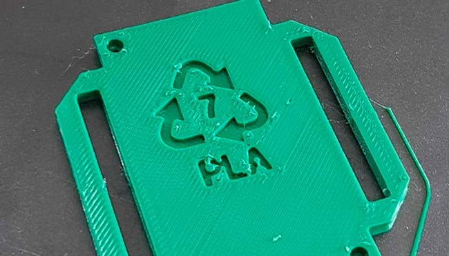 plastico PLA 3D