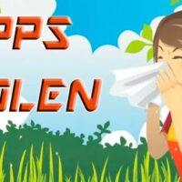 mejores aplicaciones alerta de polen Portada