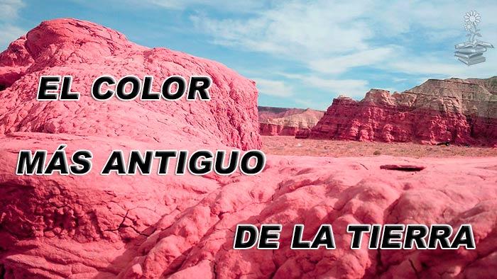 color mas antiguo de la Tierra Portada