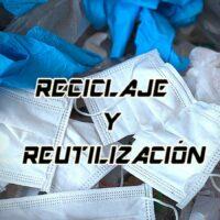 reciclaje y reutilizacion de mascarillas Portada