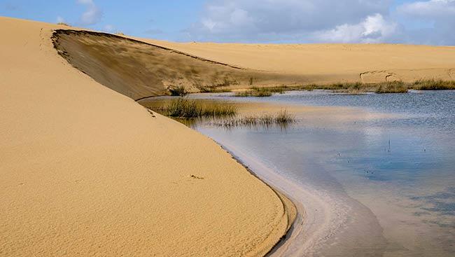 Gran Duna de Corruebedo