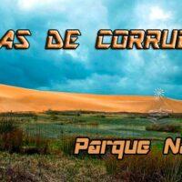 Parque Natural de Corrubedo Portada