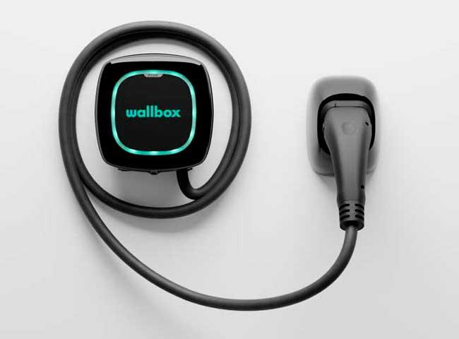 cargador Wallbox coche electrico