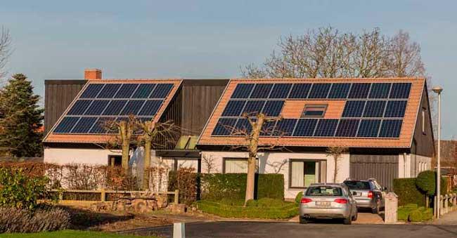 sistema solar autosuficiente coche electrico