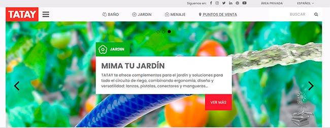 productos jardin Tatay