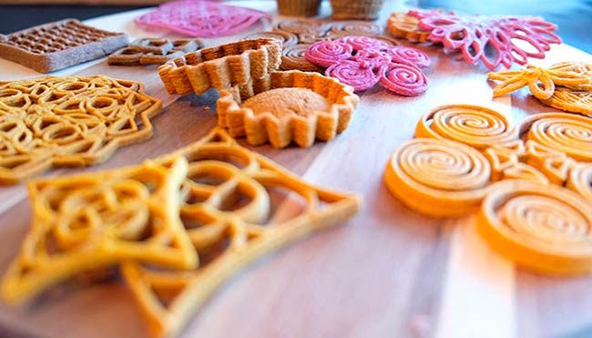 snacks impresos