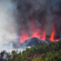 volcan Cumbre Vieja Portada